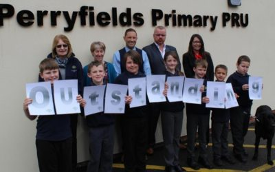 Our fourth 'outstanding' report from Ofsted