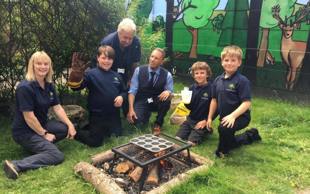 Perryfields create aspirations for children